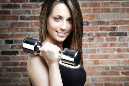 Ejercita tus bíceps y tríceps