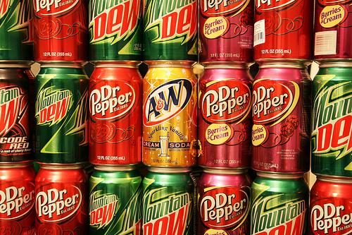 No bebas refrescos azucarados