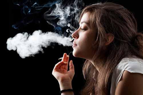 Correctamente dejar fumar bruscamente