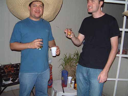 Caballito de tequila no mejor de semen - 2 part 6