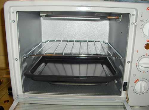 Salmón al horno (horno eléctrico)