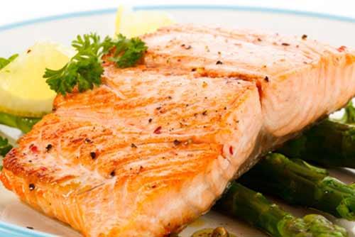 salmon cocinar