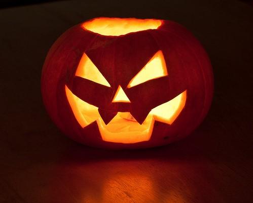C mo decorar calabazas de halloween - Decorar una calabaza de halloween ...