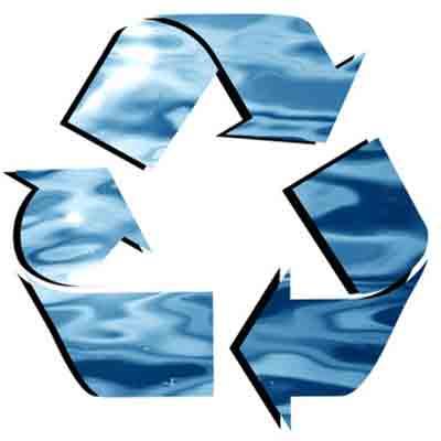 Cómo reciclar agua