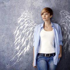 El Ángel de la Suerte