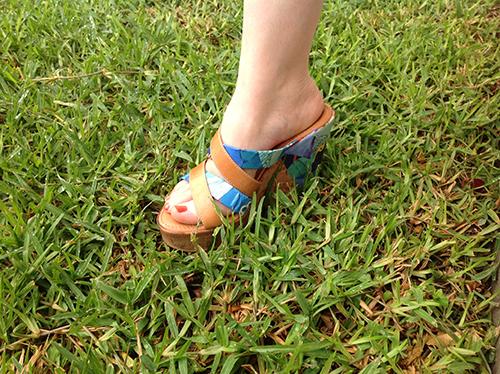Decorar zapatos Paso 8