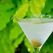 Cómo hacer un martini