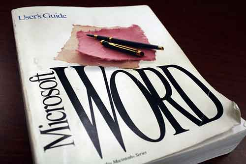 Cómo hacer un periódico con Word