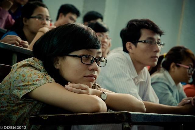 Estudiantes interesados en la clase