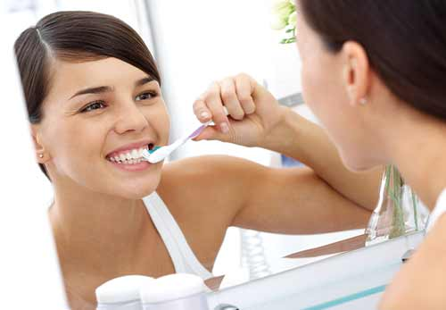 Cepilla tus dientes con regularidad