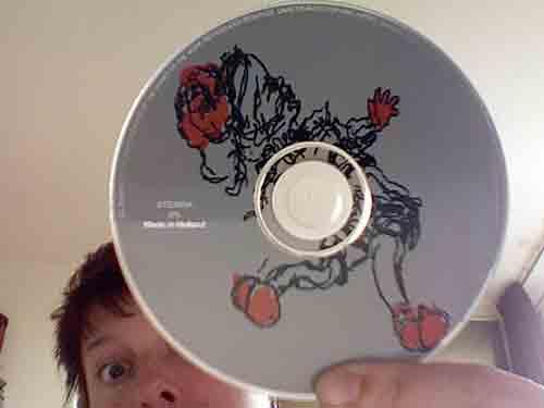 Cómo formatear un CD