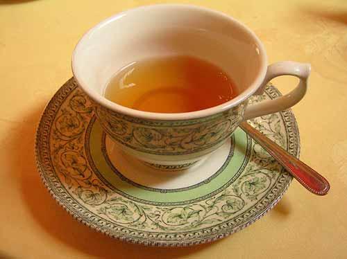 Bebe té
