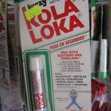 Cómo quitar Kola Loka de la piel