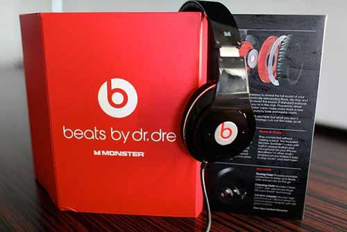 Compra tus Beats por medio de un distribuidor autorizado