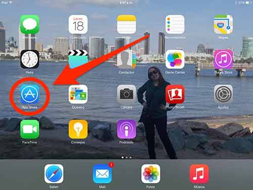 Visita la App Store