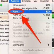 Cómo abrir archivos CSV