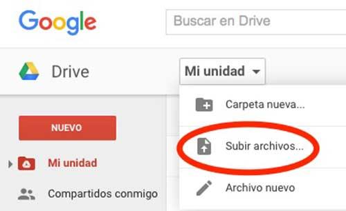"""Selecciona """"Archivo"""" y luego """"Abrir"""""""