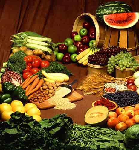 Incrementa la fibra en tu dieta
