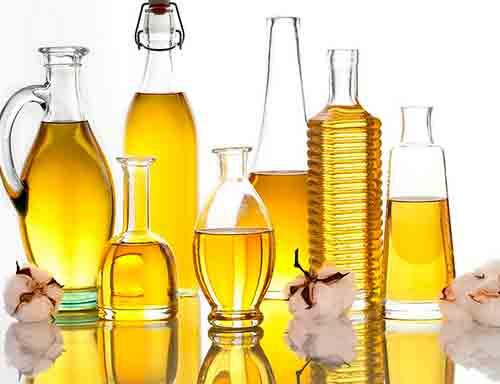 Usa la vitamina E combinada con algún otro aceite