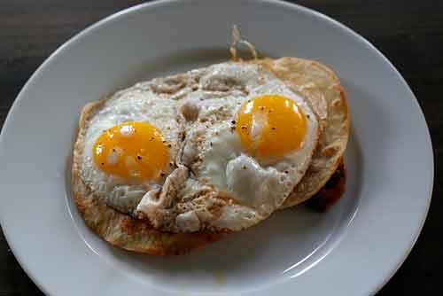 Prepara y come huevos como más te gusten