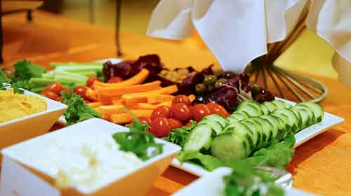 Procura mantener una dieta saludable