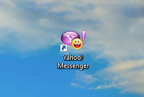 Abre Yahoo Messenger