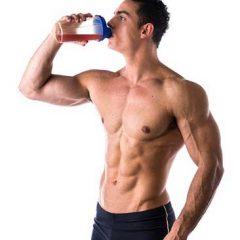 Cómo tomar suplementos de proteínas