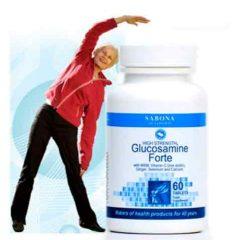 Cómo tomar suplementos de glucosamina