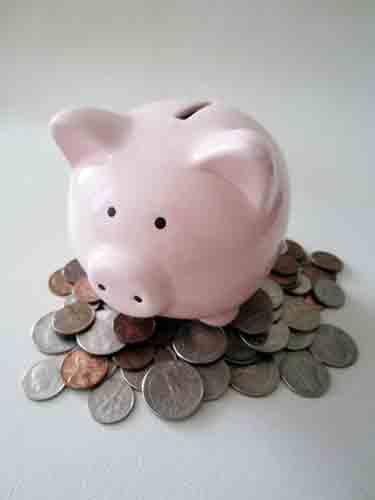Ponte metas concretas en cuanto a lo que ahorras